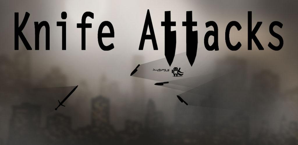 Knife Attacks - Stickman Battle