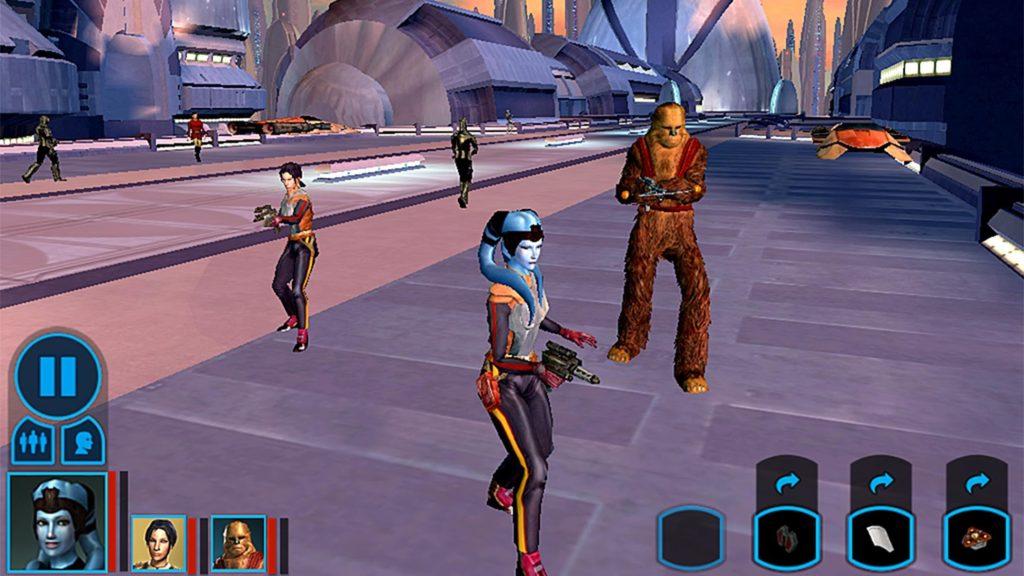 دانلود Star Wars™: KOTOR 1.0.7 b48 - بازی شوالیه های سرزمین قدیم اندروید + مود + دیتا