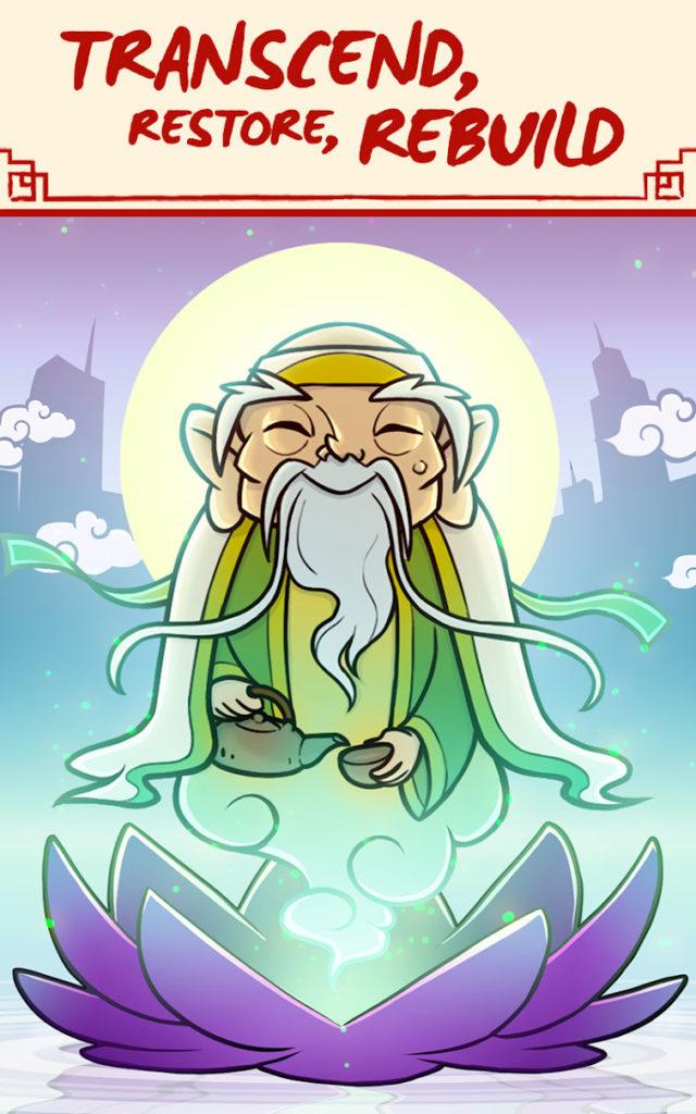 دانلود Kung Fu Clicker 1.7.2 - بازی مدیریت باشگاه کنگ فو اندروید + مود