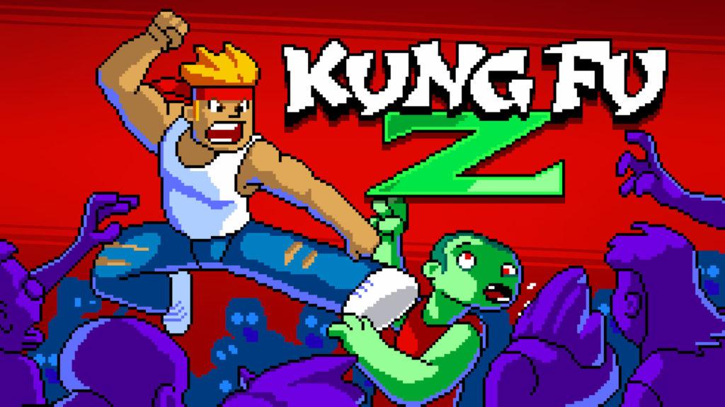 دانلود Kung Fu Z 1.3.4 - بازی آرکید استاد کنگ فو کار و زامبی ها اندروید + مود