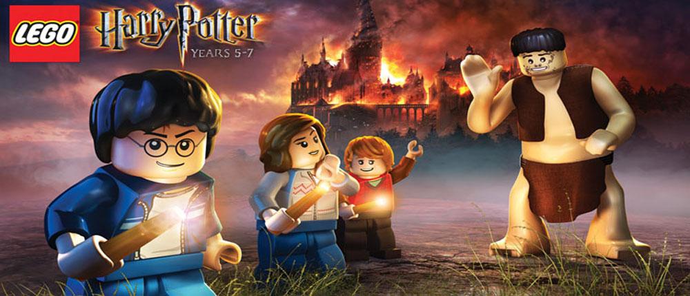 دانلود LEGO Harry Potter: Years 5-7 - بازی لگو هری پاتر 5 تا 7 اندروید + مود + دیتا