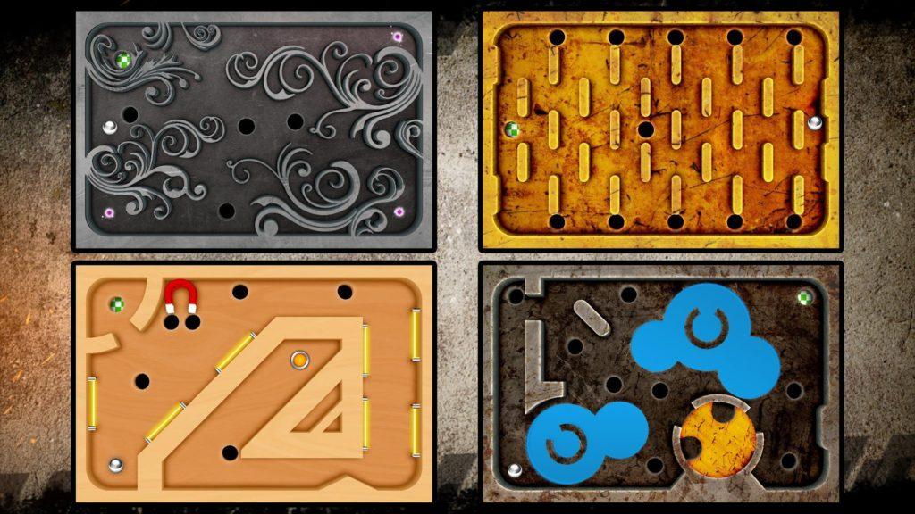 دانلود Labyrinth Game 2.2 - بازی پازل دخمه پرپیچ و خم اندروید !