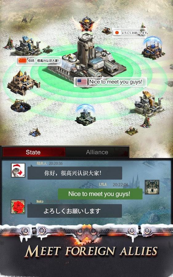 دانلود Last Empire - War Z: Strategy 1.0.210 - بازی استراتژی