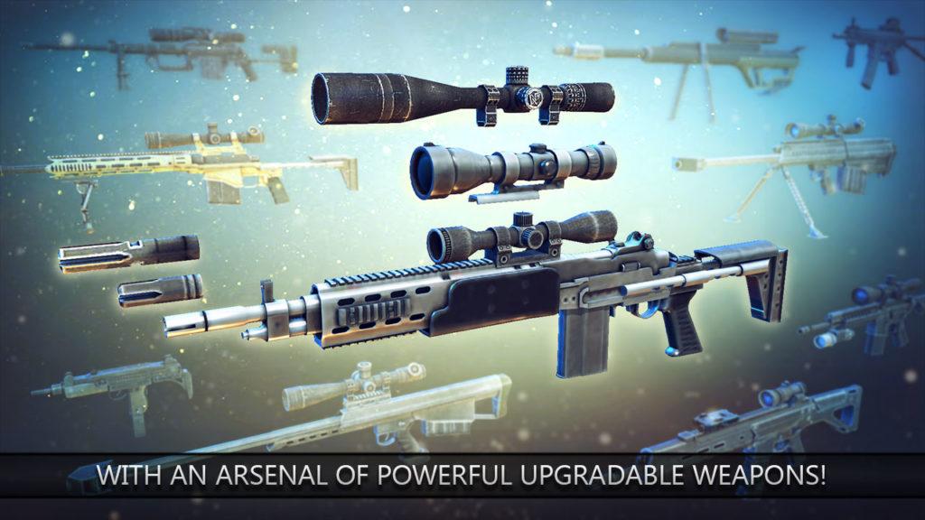 دانلود Last Hope Sniper - Zombie War 1.42 - بازی اکشن