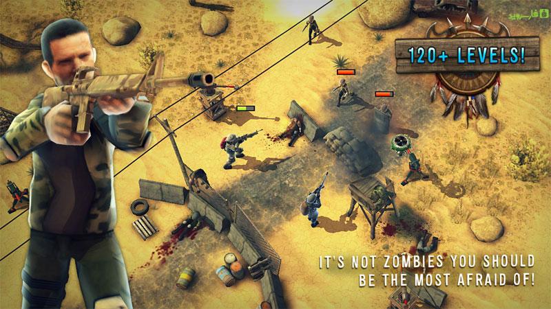 دانلود Last Hope TD 3.54 - بازی برج دفاعی فوق العاده