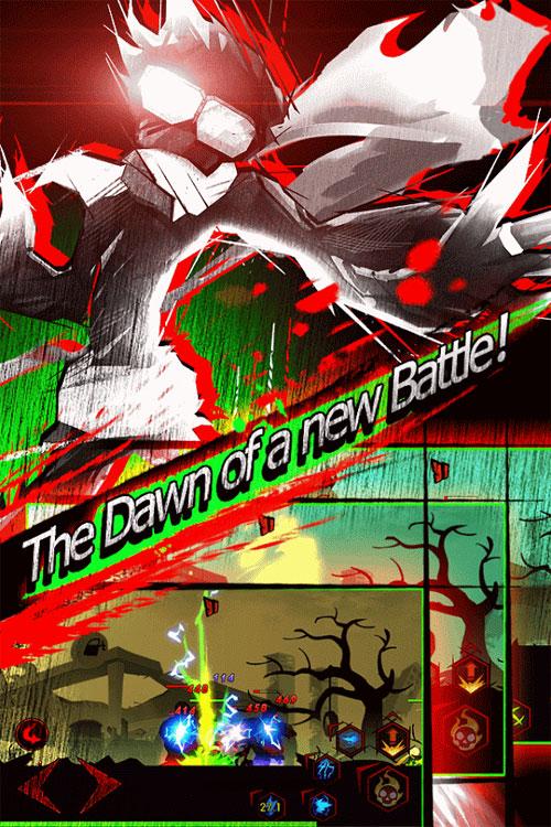 دانلود League of Stickman Zombie 2.0.3 - بازی اتحاد استیکمن اندروید + مود