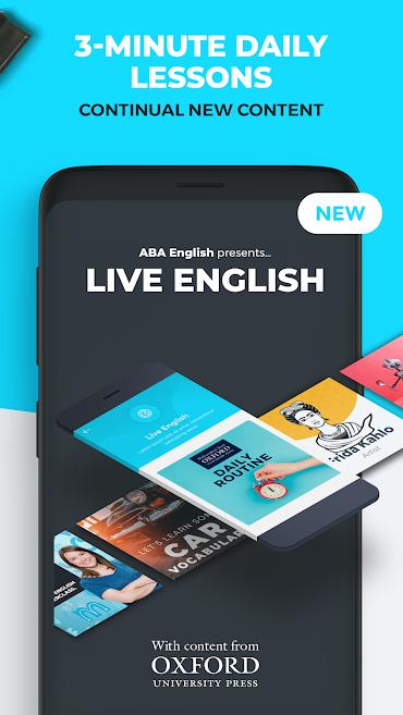 دانلود Learn English with ABA English Premium 4.2.1 - آموزش کامل و همه جانبه زبان انگلیسی اندروید