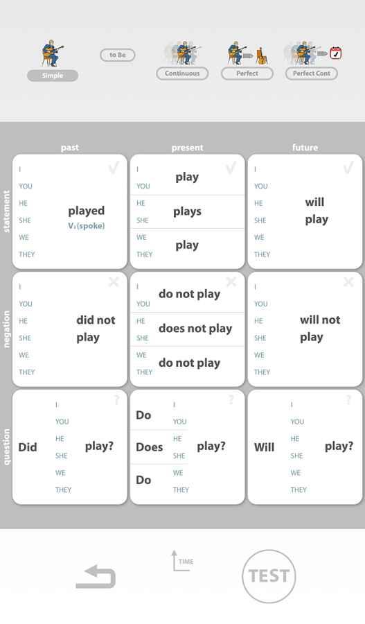دانلود Learn to speak English grammar and practice Premium 1.4 - یادگیری گرامر مکالمه زبان انگلیسی اندروید!