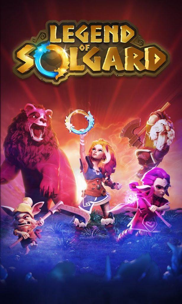دانلود Legend of Solgard 1.7.2 - بازی نقش آفرینی پرطرفدار