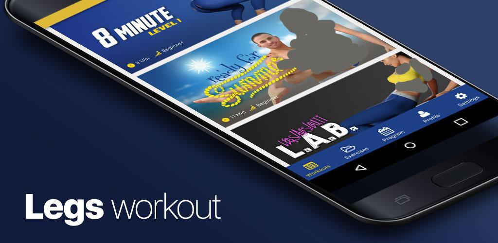 Legs workout - 4 Week Program Full