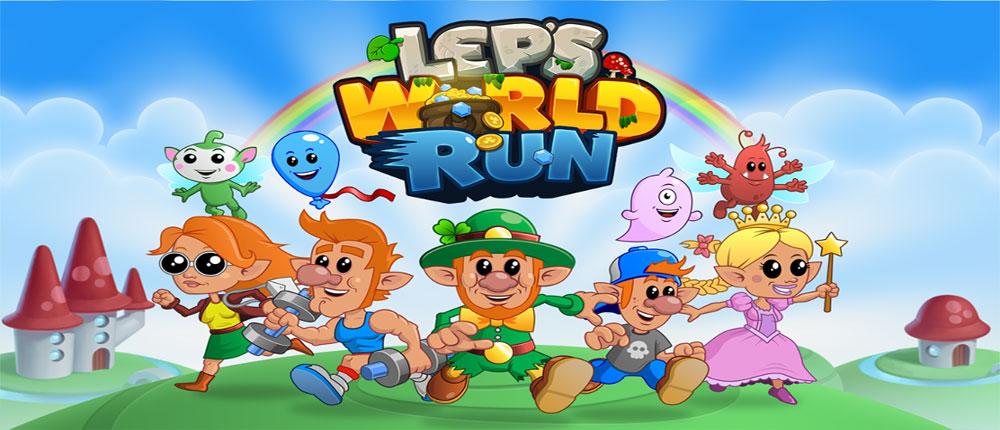 دانلود Lep's World 3 - بازی شبیه سوپر ماریو اندروید + مود