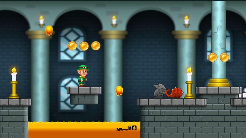 دانلود Lep's World Plus 3.0.7 - بازی فوق العاده شبیه سوپر ماریو اندروید + مود