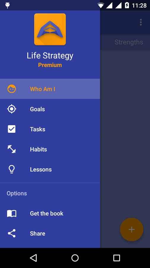 دانلود Life Strategy Premium 4.0.2 - برنامه اندروید مدیریت زندگی !