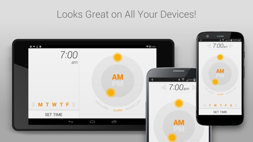 دانلود Life Time Alarm Clock 3.06lt - ساعت زنگ دار اندروید !