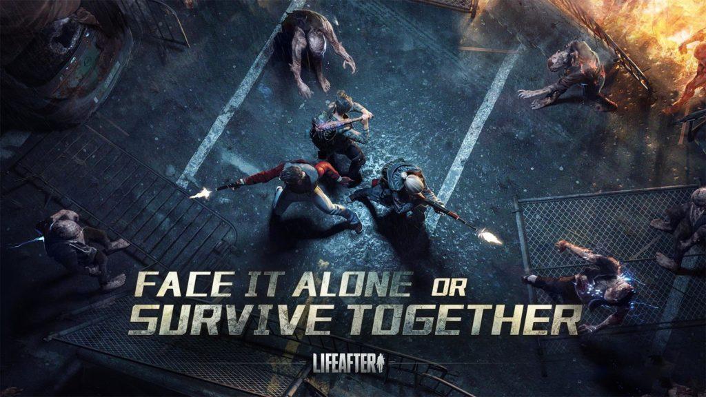 دانلود LifeAfter 1.0.141 - بازی اکشن خارق العاده
