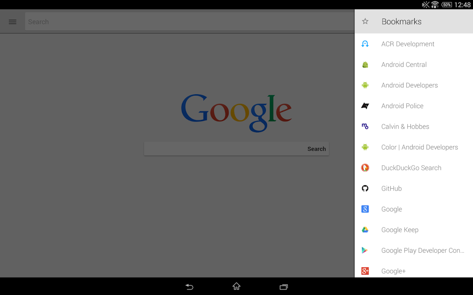 دانلود Lightning Browser Plus - Web Browser 5.1.0 - مرورگر وب آسان و سریع لایتنیگ بروزر اندروید!