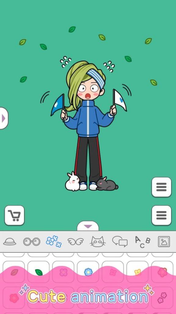 دانلود Lily Story 1.4.0 - بازی تفننی جالب و خلاقانه