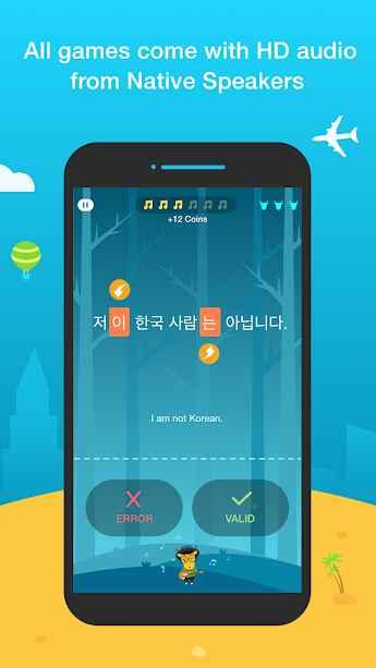 دانلود LingoDeer Plus - vocabulary & grammar training Subscribed 2.0.7 - یادگیری سریع کلمات و گرامر زبان ها در دستگاه های اندروید !