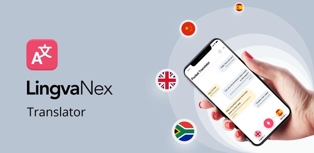 Lingvanex Translator Translate Voice Image Offline