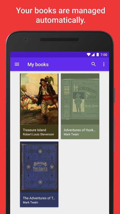دانلود Lithium: EPUB Reader Full 0.19.0 - اجرا کتاب های دیجیتال EPUB اندروید !