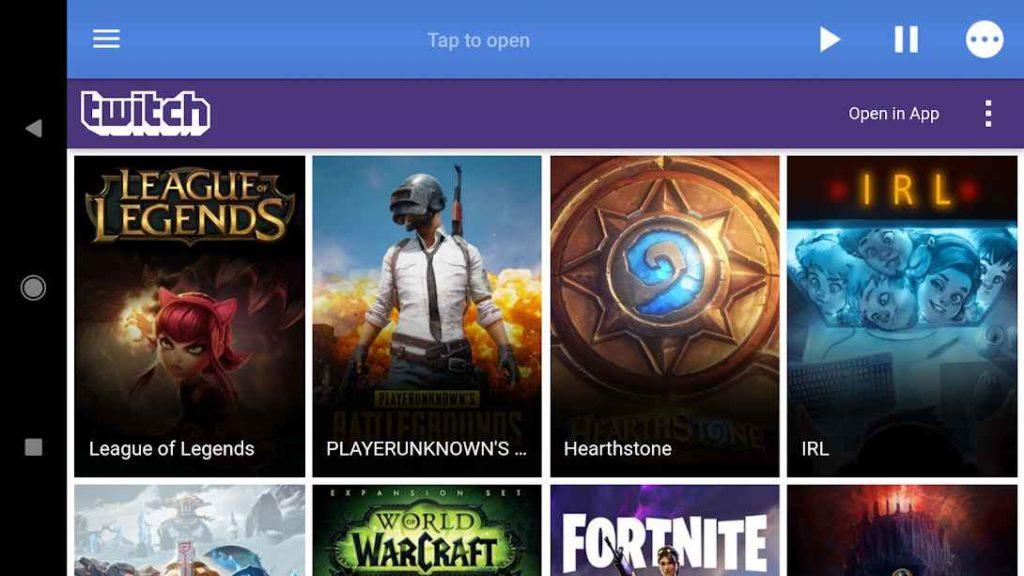 دانلود Live Player Pro 1.3.9 - برنامه پخش ویدئو و موسیقی آنلاین اندروید!