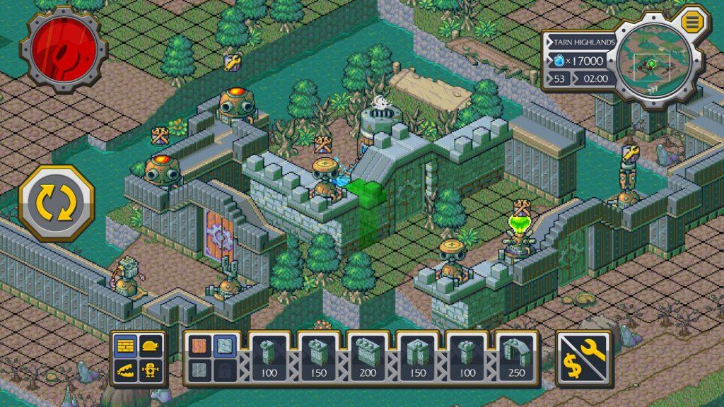 دانلود Lock's Quest 1.0.442 - بازی اکشن-استراتژیکی مهیج