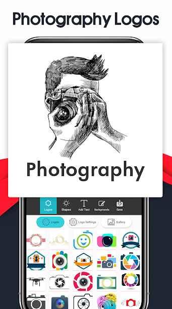 دانلود Logo Maker Ad-Free 1.1.7 - برنامه طراحی سریع و آسان لوگو مخصوص اندروید
