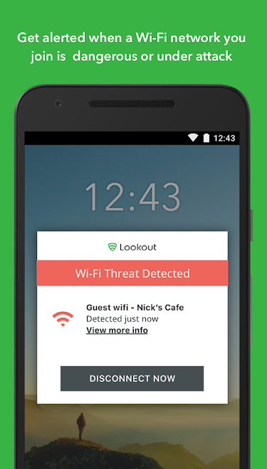 دانلود Lookout Security & Antivirus 10.28.1 - آنتی ویروس قدرتمند اندروید