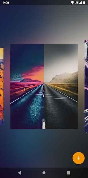 دانلود Looq - AI powered filters Premium 1.2.3 - برنامه مجموعه فیلتر های هنری و جذاب تصاویر اندروید !