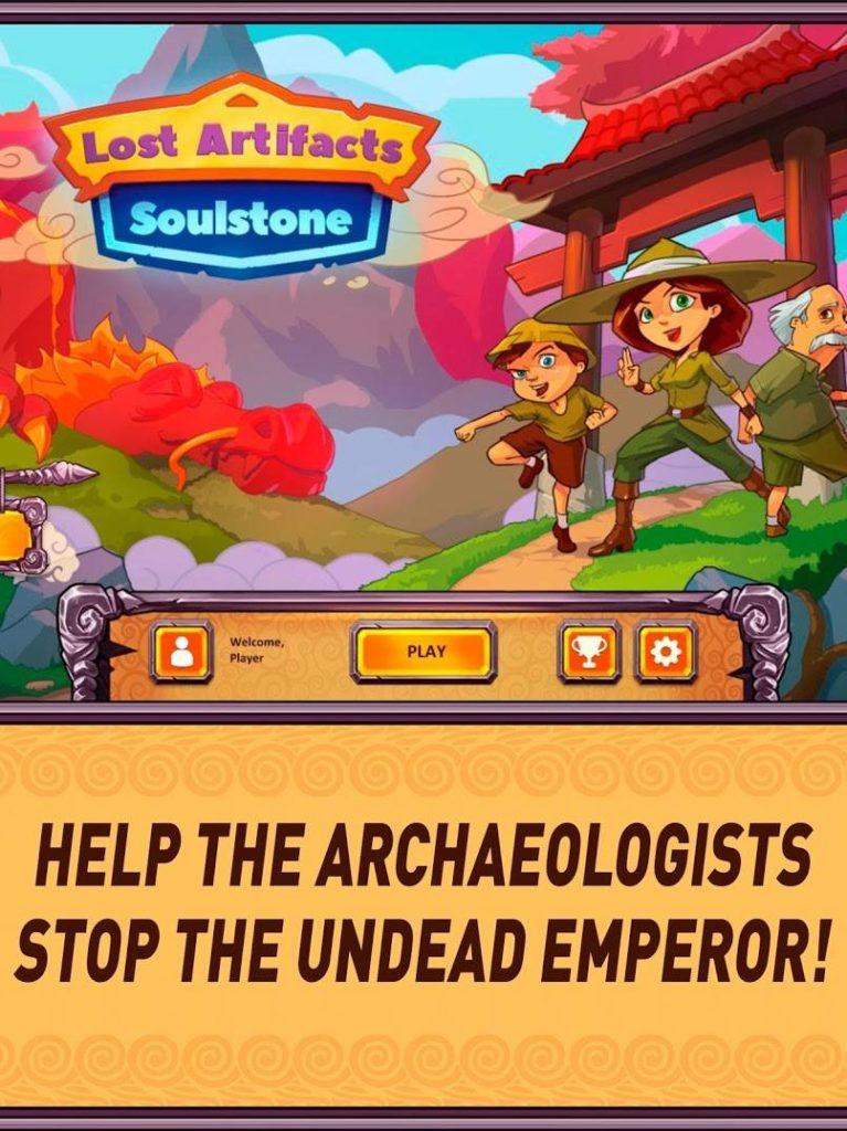 دانلود Lost Artifacts: Soulstone 1.9 - بازی استراتژی