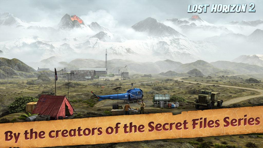دانلود Lost Horizon 2 1.2.13 - بازی ماجراجویی خارق العاده