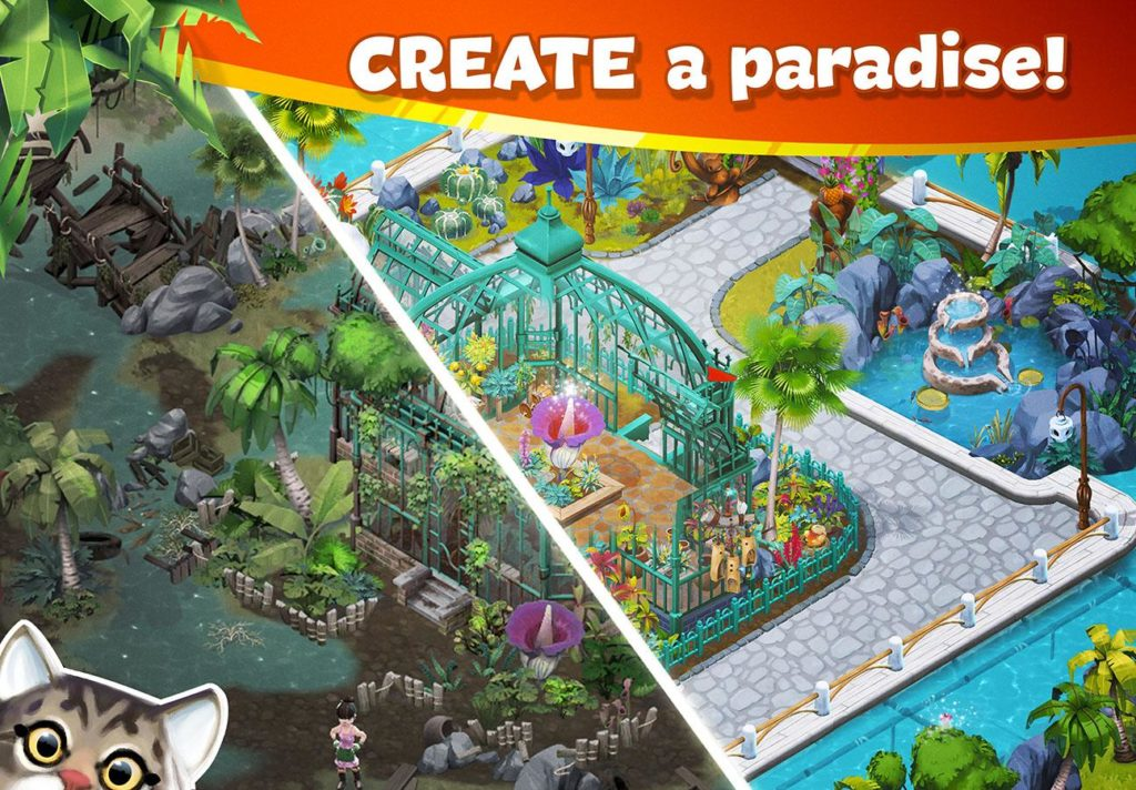 دانلود Lost Island :Blast Adventure 1.1.548 - بازی پازل