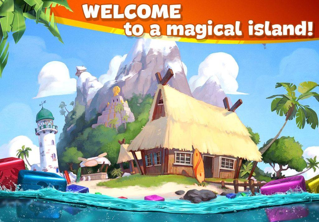 دانلود Lost Island :Blast Adventure 1.1.580 - بازی پازل