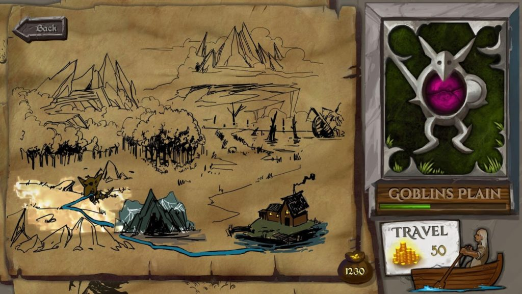 دانلود Lost in the Dungeon 4.8 - بازی نقش آفرینی