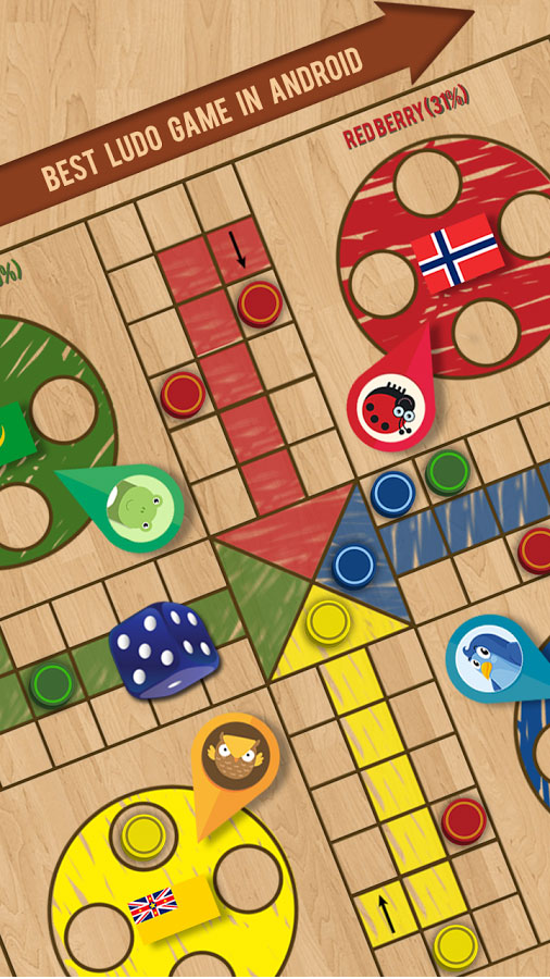 دانلود Ludo Classic 43.0 - بازی خاطره انگیز