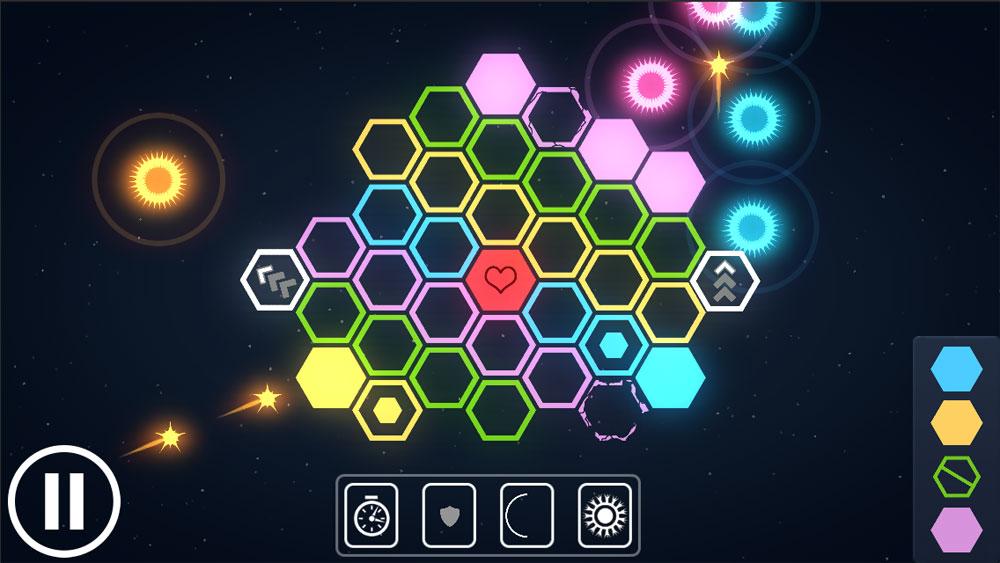 دانلود Lunaform 1.0 – بازی پازل فوق العاده و عالی اندروید + مود !