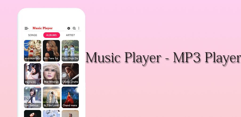 M-Music Player ( MP3 Player) - PRO