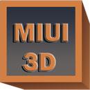 MIUI 3D ICONS APEX/NOVA/ADW Android