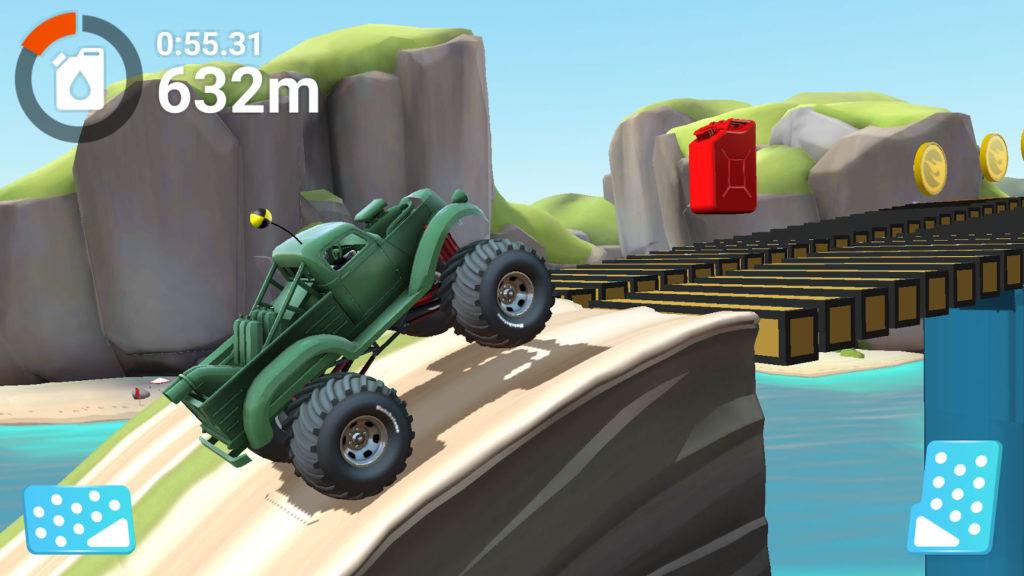دانلود MMX Hill Dash 2 5.01.11624 - بازی مسابقات تپه نوردی 2 اندروید + مود