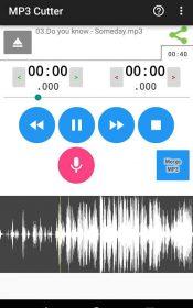 MP3 Cutter Ad-Free