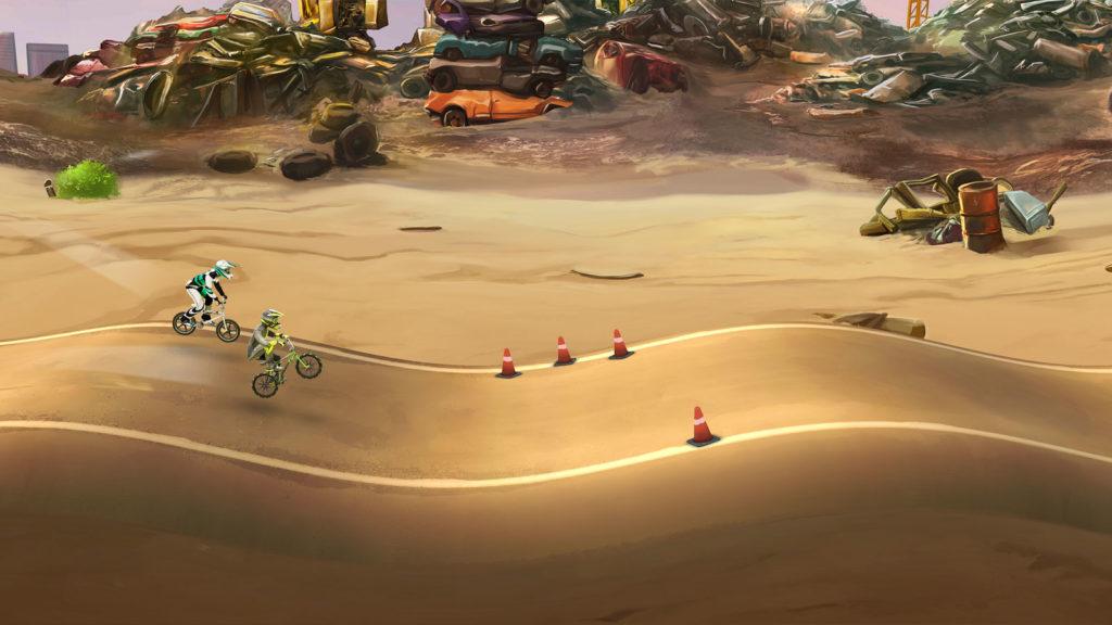دانلود Mad Skills BMX 2 2.0.0 - بازی دوچرخه سوار دیوانه اندروید + مود