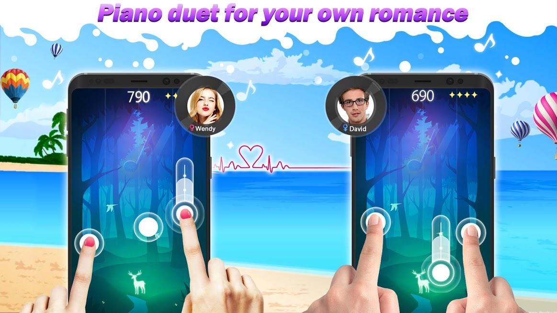 Magic Piano Tiles 2018 - Music Game