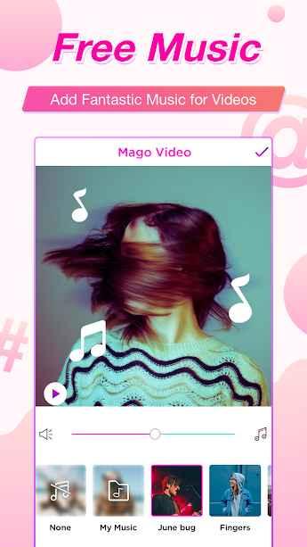 دانلود Magic Video Star, Video Editor Effects - MagoVideo 3.4.2 - ویرایشگر ویدئویی پر امکانات و محبوب اندروید !