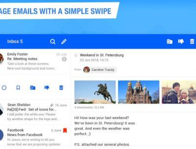 Mail.ru - Email App-6