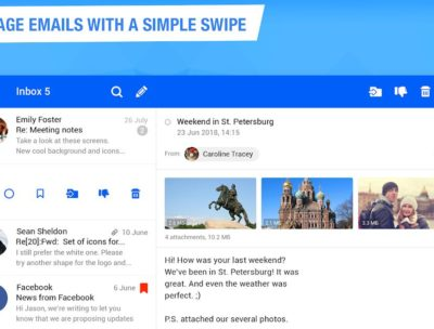 Mail.ru - Email App-8