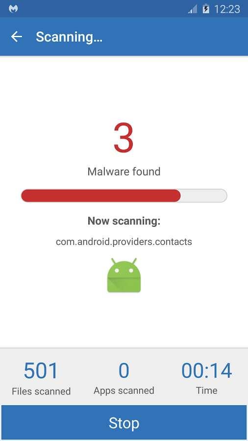 دانلود Malwarebytes Anti-Malware Full 3.3.0.5 - قوی ترین آنتی تروجان اندروید!