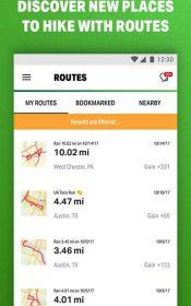 Map My Hike GPS Hiking.4 175x280 دانلود Map My Hike+ GPS Hiking 18.2.1 – نقشه و همچنین جی پی اس اسپورت و ورزشی پر امکانات آندروید