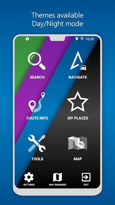 دانلود MapFactor GPS Navigation Maps Premium 5.5.94 - برنامه مسیریاب آفلاین، پر امکانات و فوق العاده اندروید + دیتابیس + سخنگو فارسی