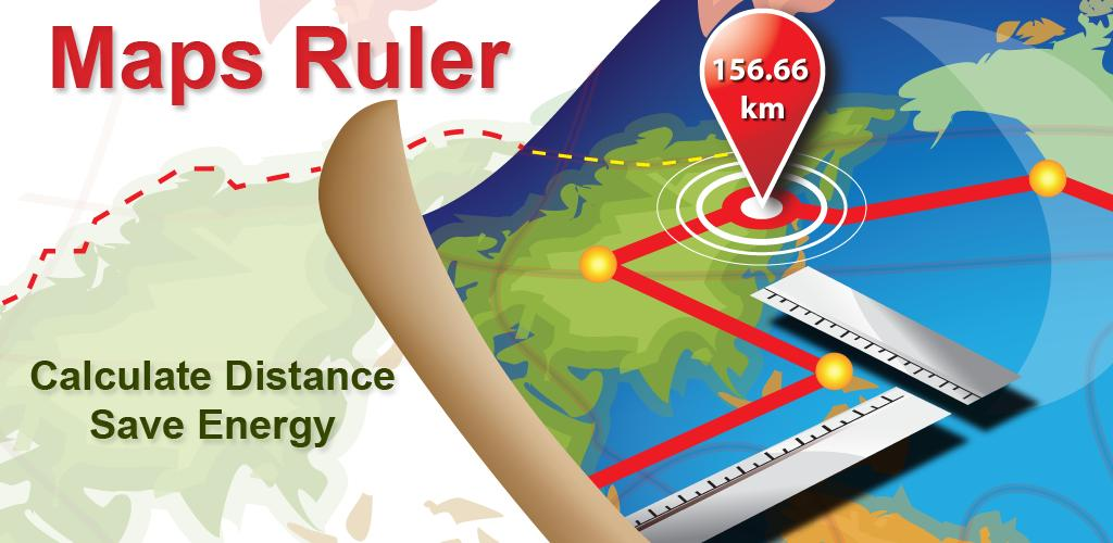 Maps Ruler Pro
