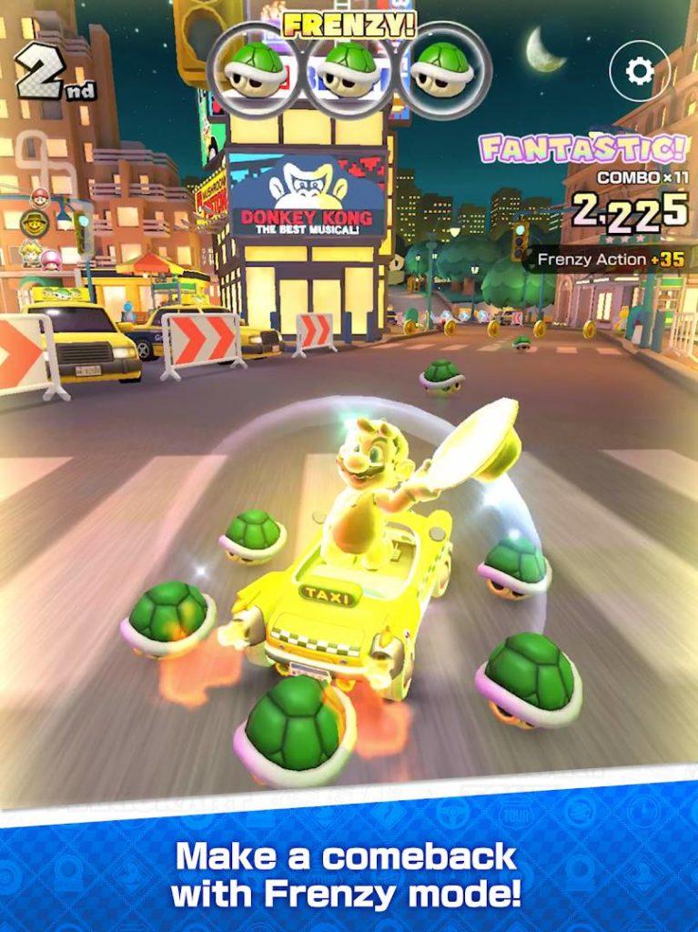 دانلود Mario Kart Tour 1.6.0 - بازی مسابقه ای-اکشن محبوب